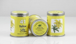 Tabaka 41 Yellow Lilly Natural 20g